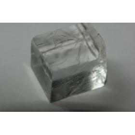 Lithium fluoride LiF single crystal
