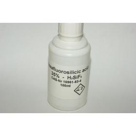 Hexafluorosilicic acid 35% - 100ml