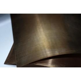 Beryllium copper (foil) 10cm x 10cm x 0,1mm