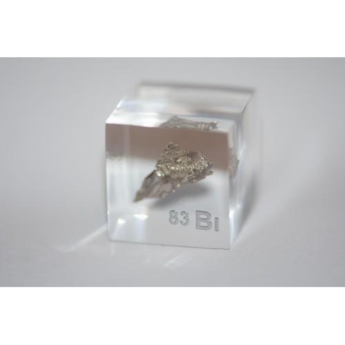 Bismut (Acrylwürfel 24x24x24mm)