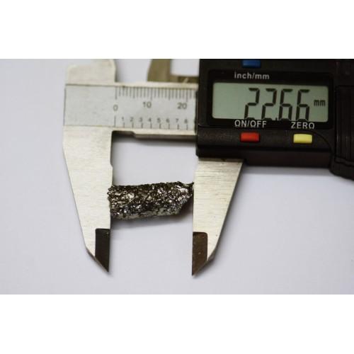 Hafnium crystal bar 99,9% - 15,7g