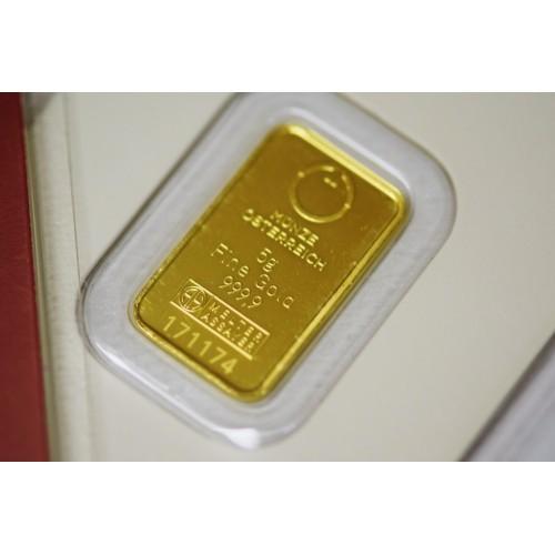 Gold (bar) 99,99% - 5g