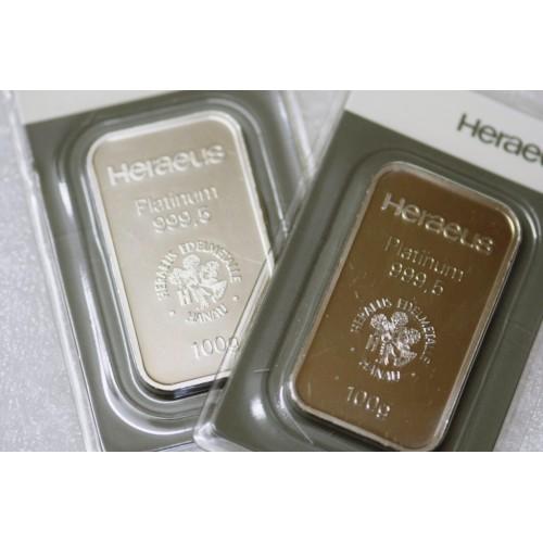 Platinum 99,95% - 100g