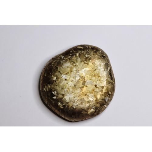Titanium pellet 99,9%  - 100g  macro-etched
