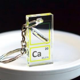 Calcium keychain