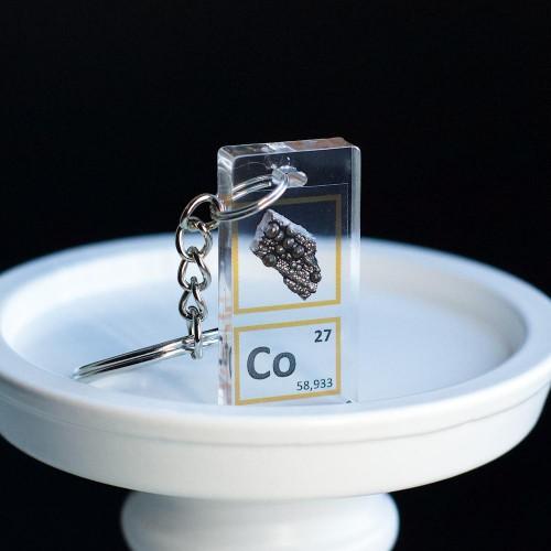 Cobalt keychain