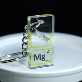 Magnesium keychain