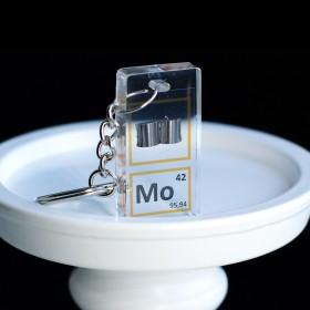 Molybdenum keychain
