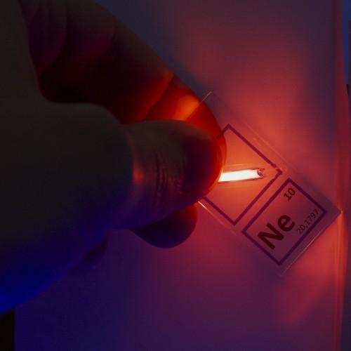 Neon keychain