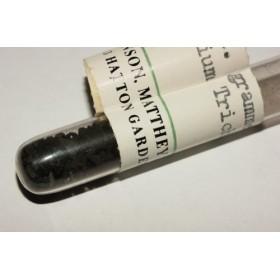 Ruthenium(III) chloride trihydrate 1g ampoule